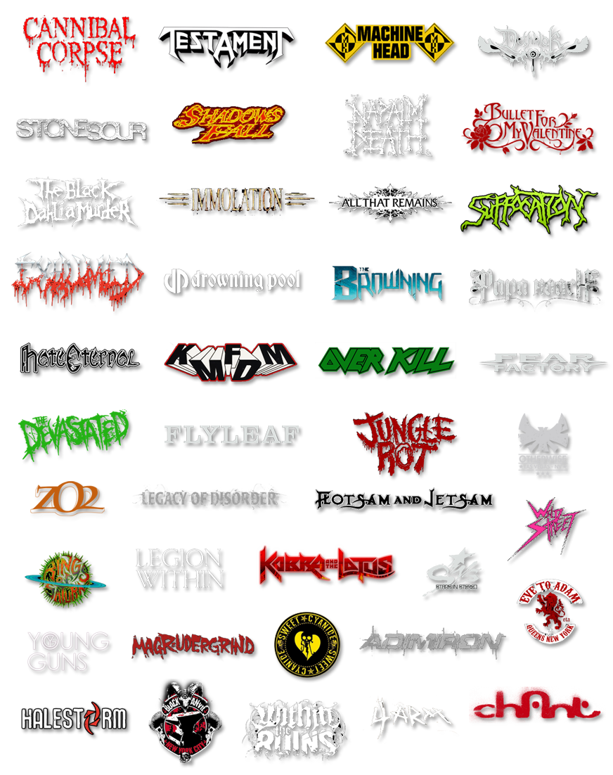 Metal Manifest Bands